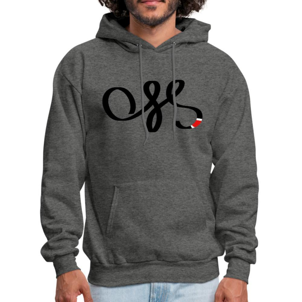 OSS Black Belt Men's Hoodie- [option1Jiu Jitsu Legacy | BJJ Apparel and Accessories