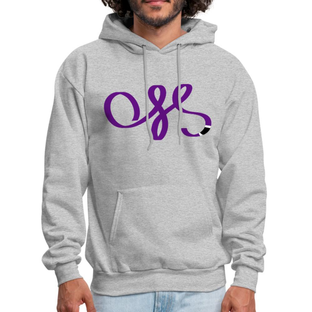 OSS Purple Belt Men's Hoodie- [option1Jiu Jitsu Legacy | BJJ Apparel and Accessories
