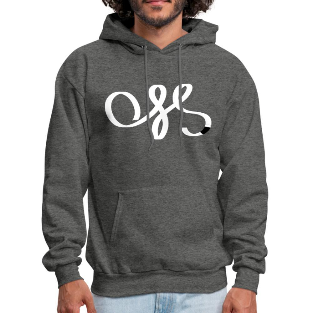OSS White Belt Men's Hoodie- [option1Jiu Jitsu Legacy | BJJ Apparel and Accessories