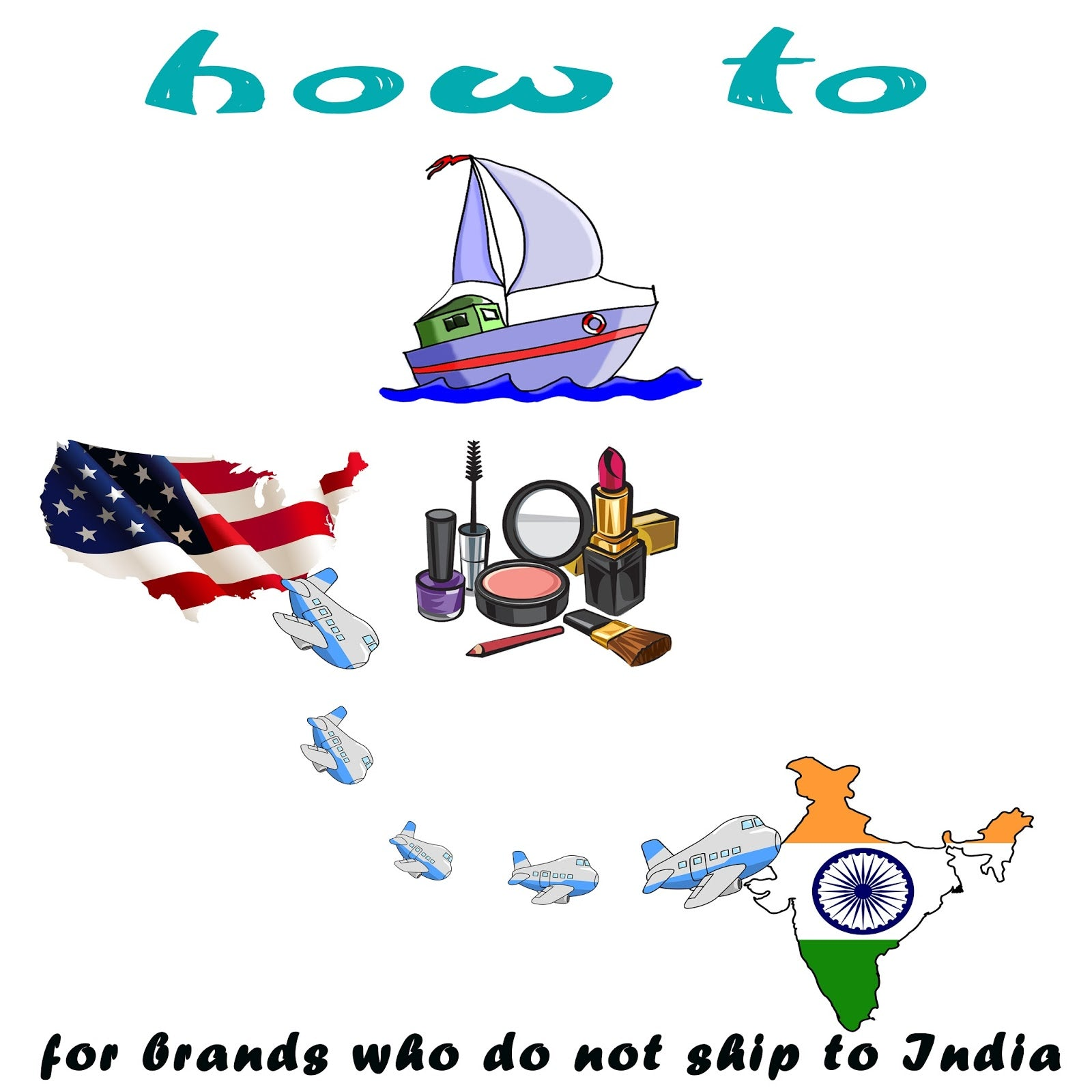 The most effective method to purchase from US shops from India