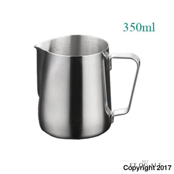 Rustfrit Stål Steam Kande - 150Ml / 350Ml - 350Ml