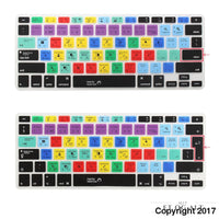 Silikone Keyboard Shortcut Cover Til Photoshop
