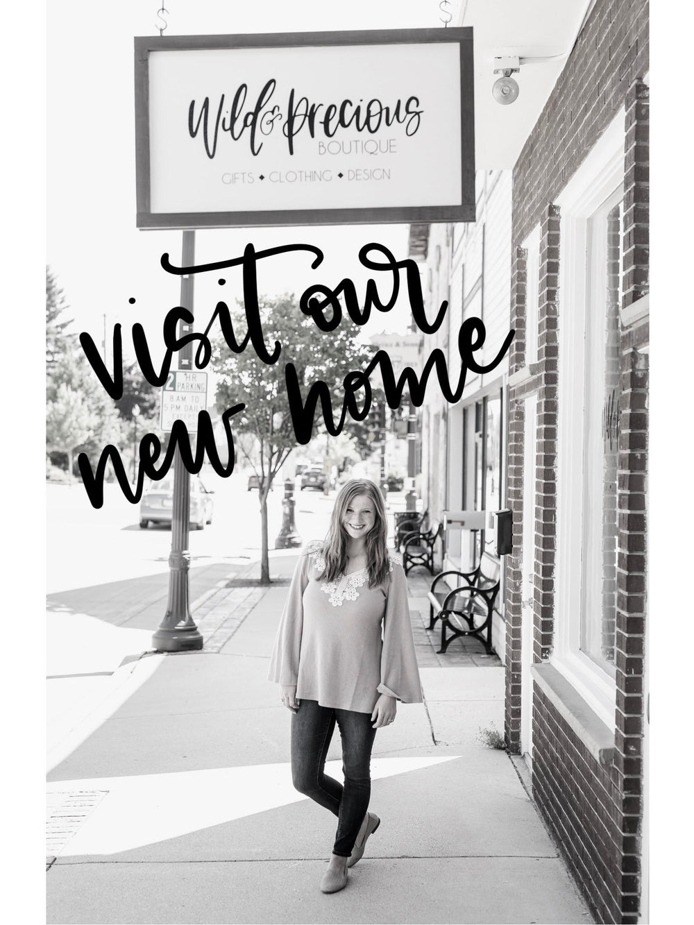 Get to Know Wild & Precious's New Home in Downtown Grafton