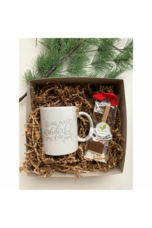 Most Wonderful Time of Year Gift Box