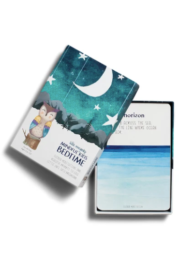 Mindful Activity Cards - Bedtime