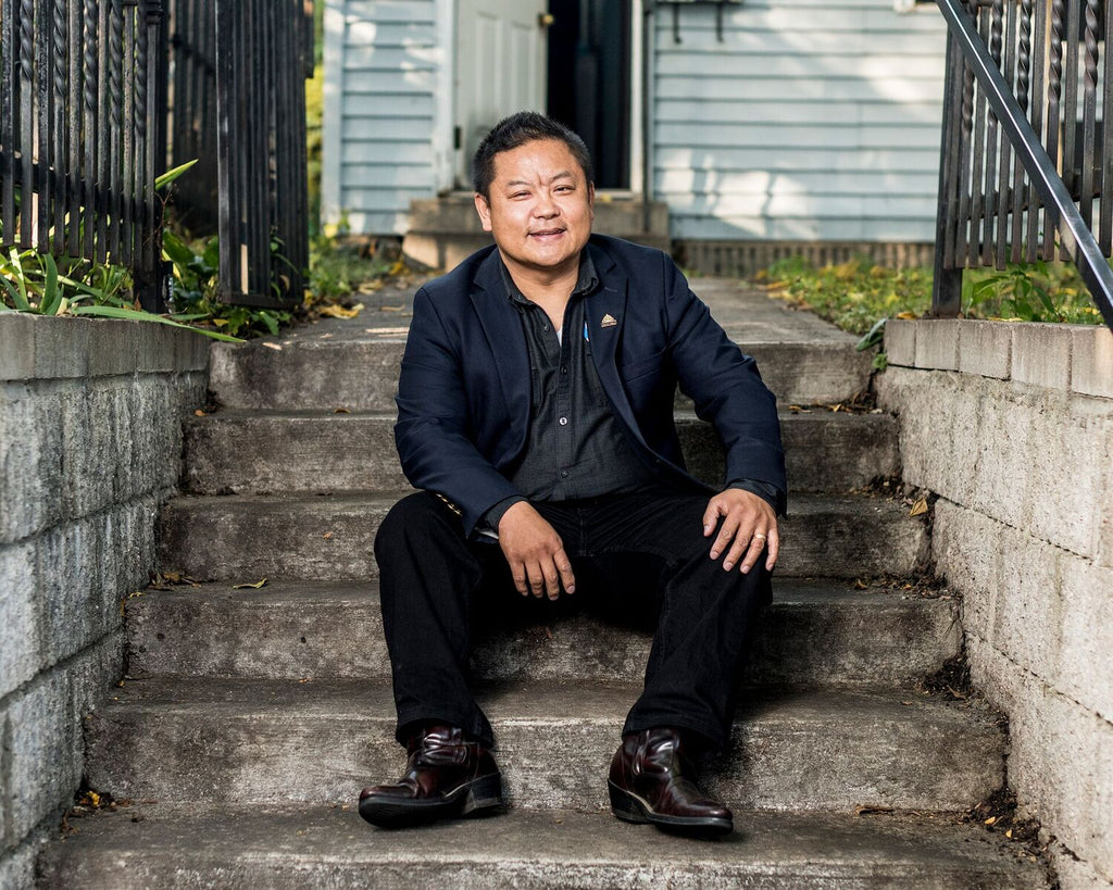 Dai Thao - St. Paul City Council member, Mayoral candidate, and Hmong Refugee