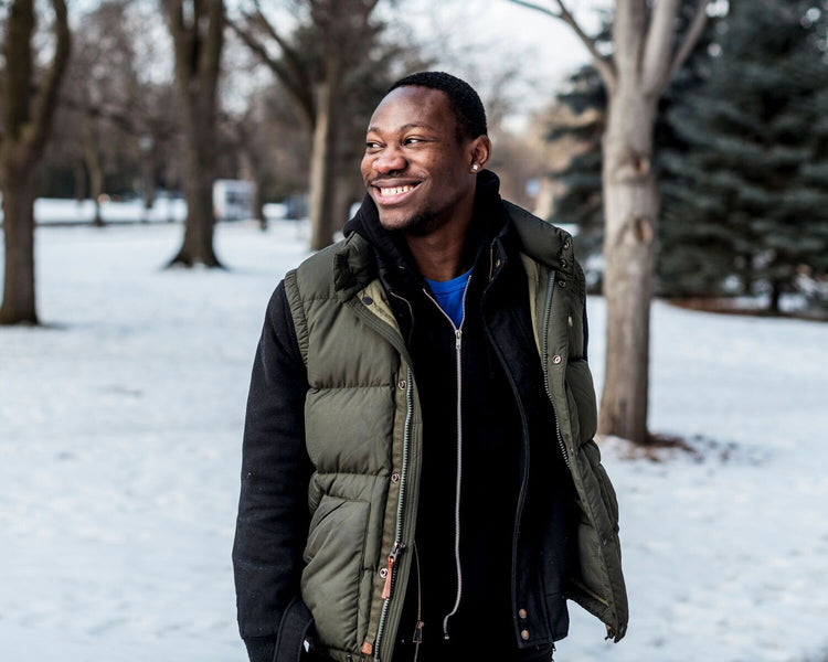 Victor: Youth worker, future lawyer, and Liberian refugee