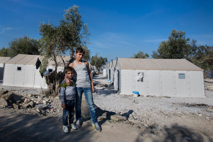 Refugee Settlement Living Conditions