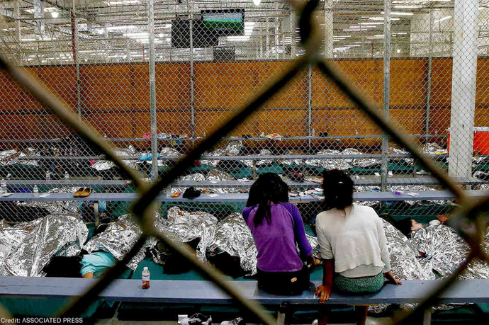 What's Happening in ICE Detention Camps
