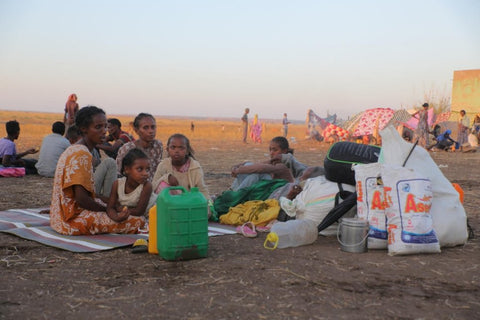 Ethiopian refugees report obstacles to reach safety