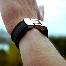 Load image into Gallery viewer, The Black Bracelet