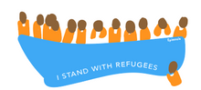 Load image into Gallery viewer, Stickers - World Refugee Day 2020