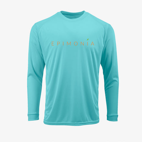 Long Sleeve T-Shirt Sky Blue