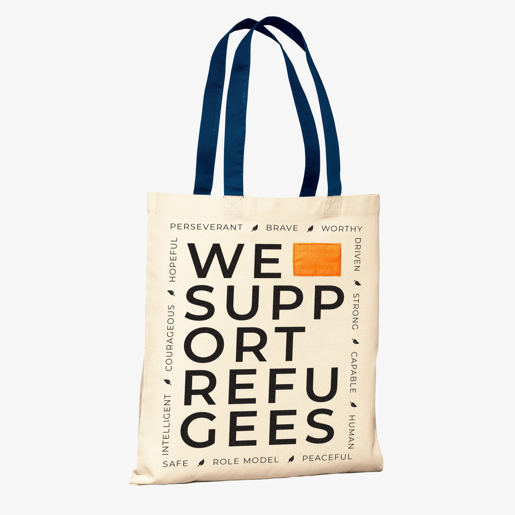 Support Refugees Tote