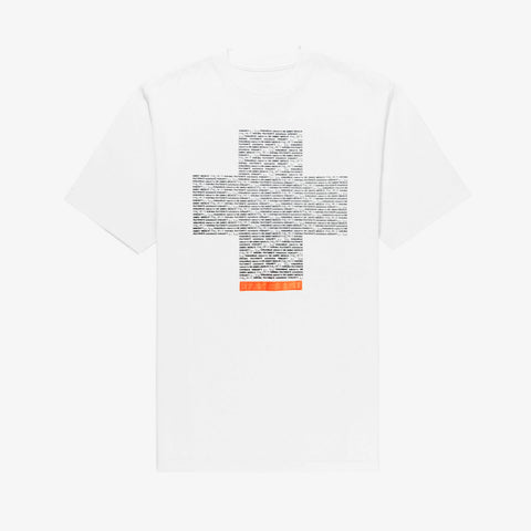 Humanity T-Shirt White