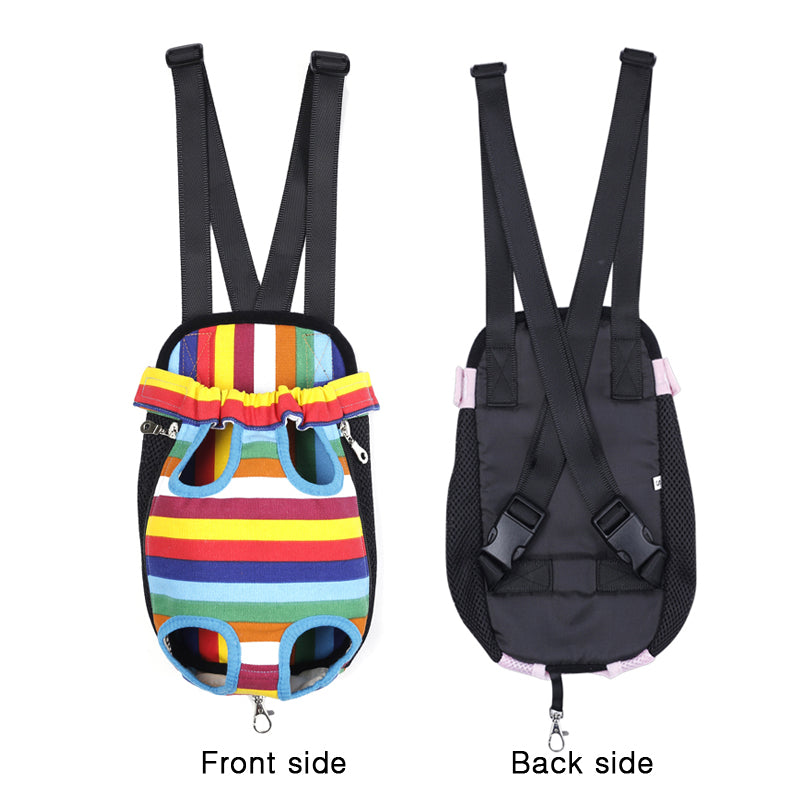 Pet Carrier Dog Front Chest Backpack - Trending Pro