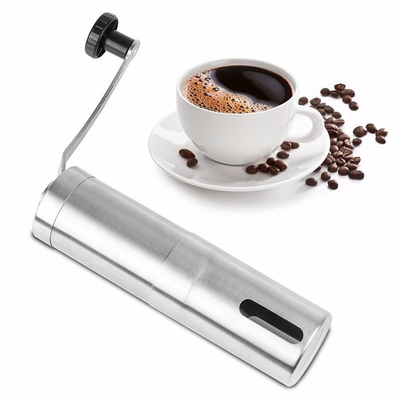 Manual Burr Coffee Grinder - Trending Pro