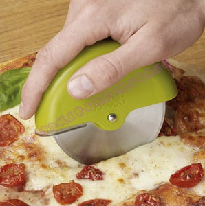 Perfect Pizza Cutter Wheel with Protective Blade Guard - Trending Pro