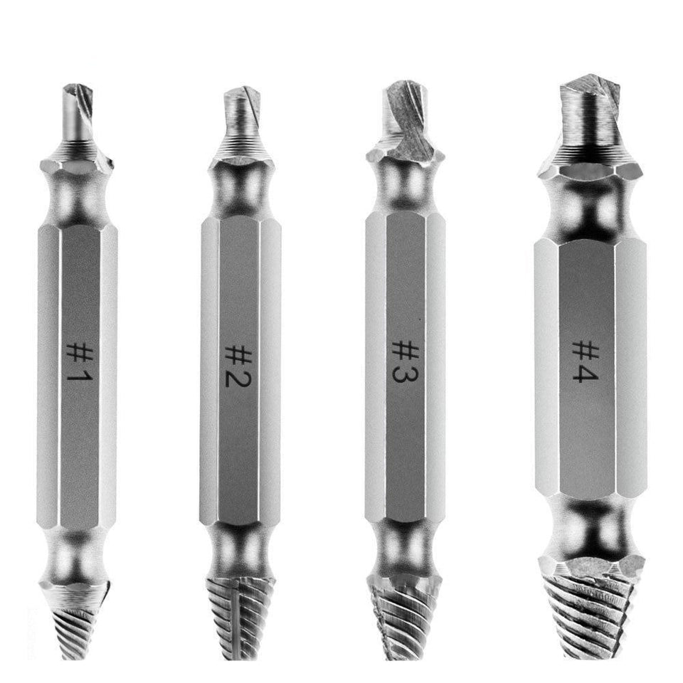 Damaged Screw Extractor and Screw Remover - Trending Pro