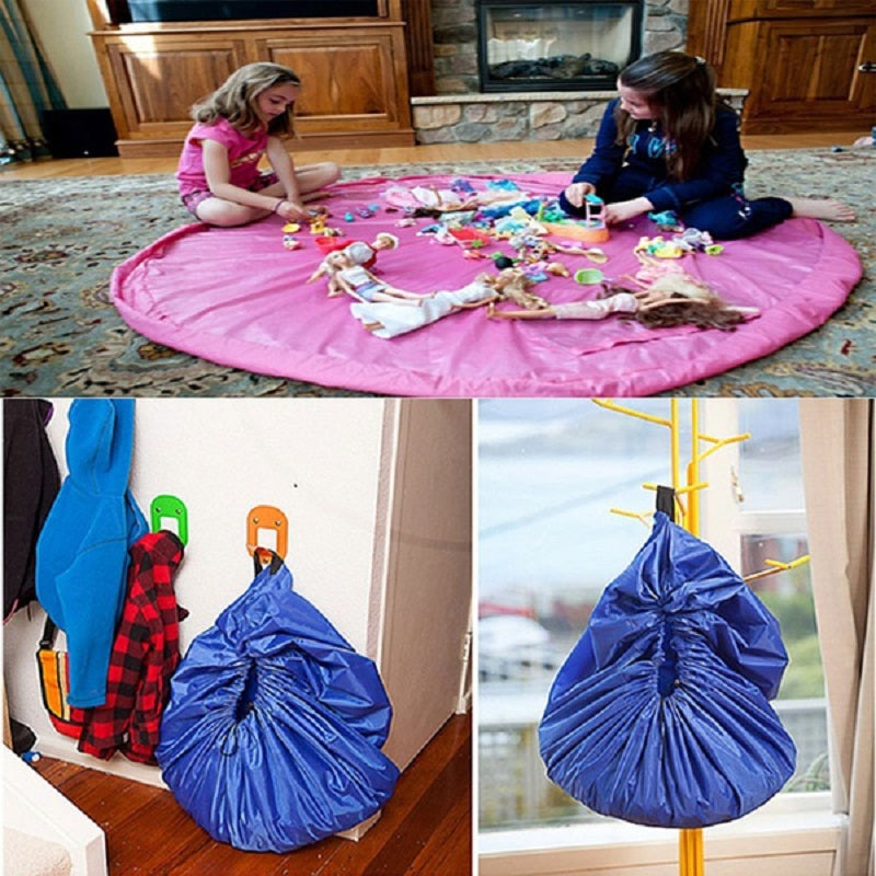 Portable Kids Toy Storage Bag - Trending Pro