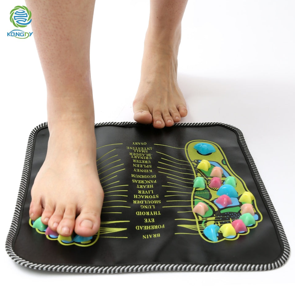 Reflexology Acupuncture Foot Massager Cushion - Trending Pro
