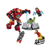248Pcs Marvel Super Heroes Avengers Legoings Model - Trending Pro