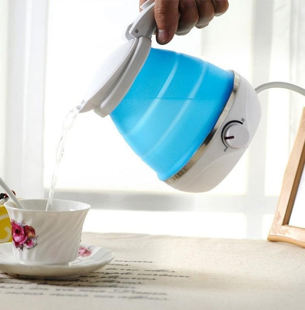 Foldable Outdoors Smart Portable Kettle - Trending Pro