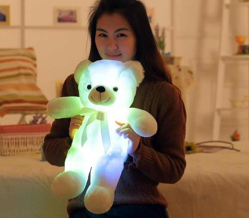LED Glowing Teddy Bear - Trending Pro
