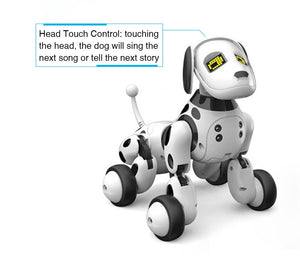 Intelligent Remote Control Robot Dog - Trending Pro