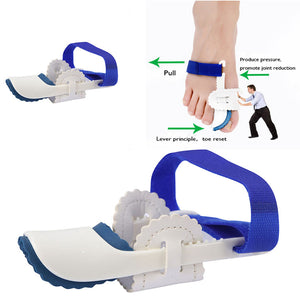 Orthopedic Bunion Corrector Splints - Non-Surgical Natural Treatment & Relief, Adjustable Pair, Wear at Night - Trending Pro