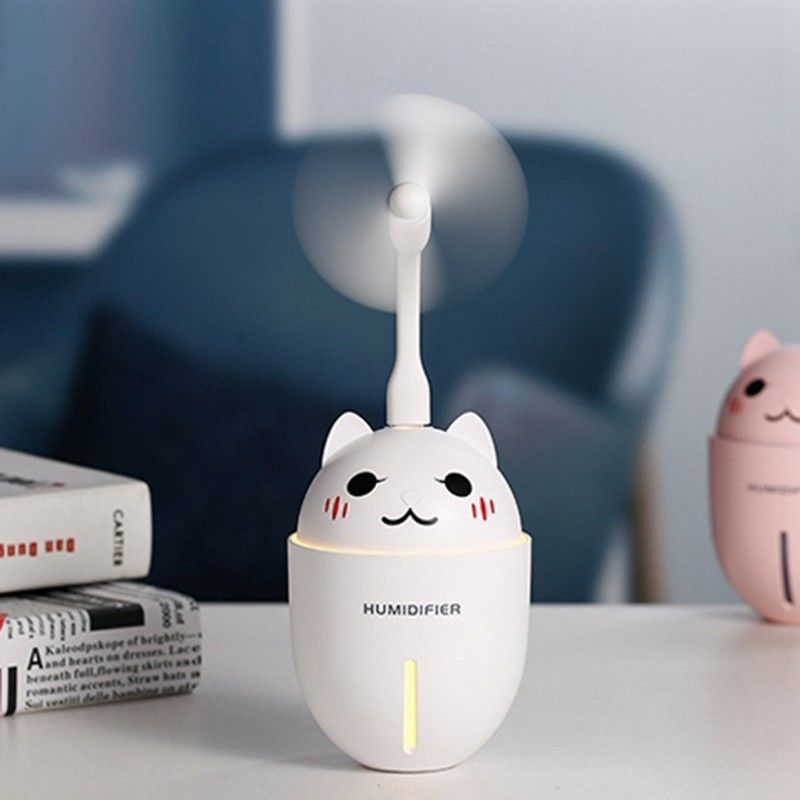 Portable Cat Meow Humidifier - Trending Pro