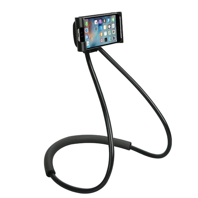 Lazy Neck Phone Holder, Universal Phone Stand - Trending Pro