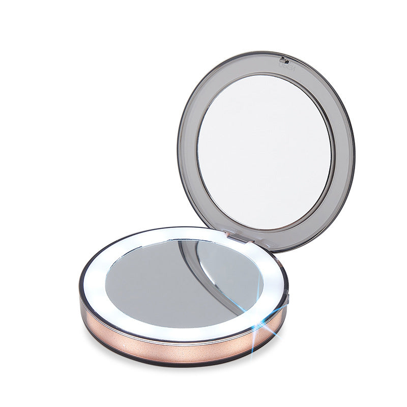 Compact LED Mirror - Trending Pro