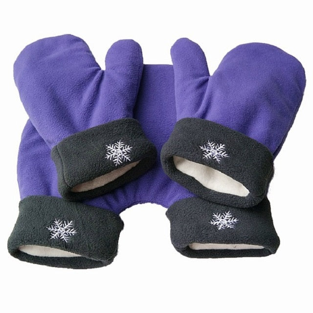 Warm Couple Gloves