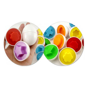 Educational Matching Eggs - Trending Pro