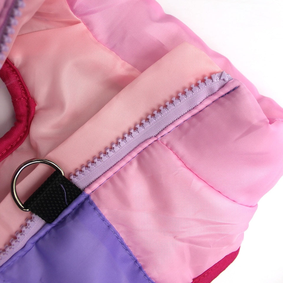 Windproof Puppy Jacket