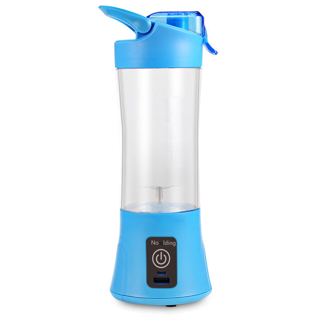 USB Electric Juicer Blender - Makes Smoothies, Juices and Shakes - Trending Pro