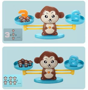 Play & Learn Balance Monkey Game - Trending Pro