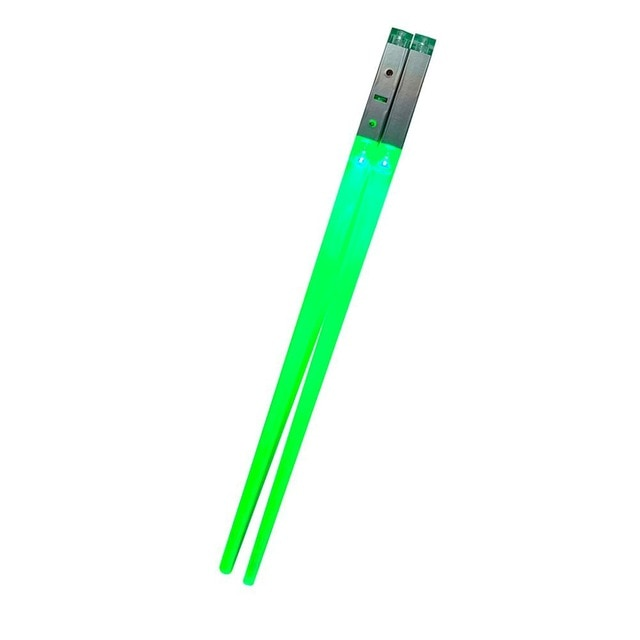 Luminous Lightsaber Chopsticks (1 PAIR) - Trending Pro
