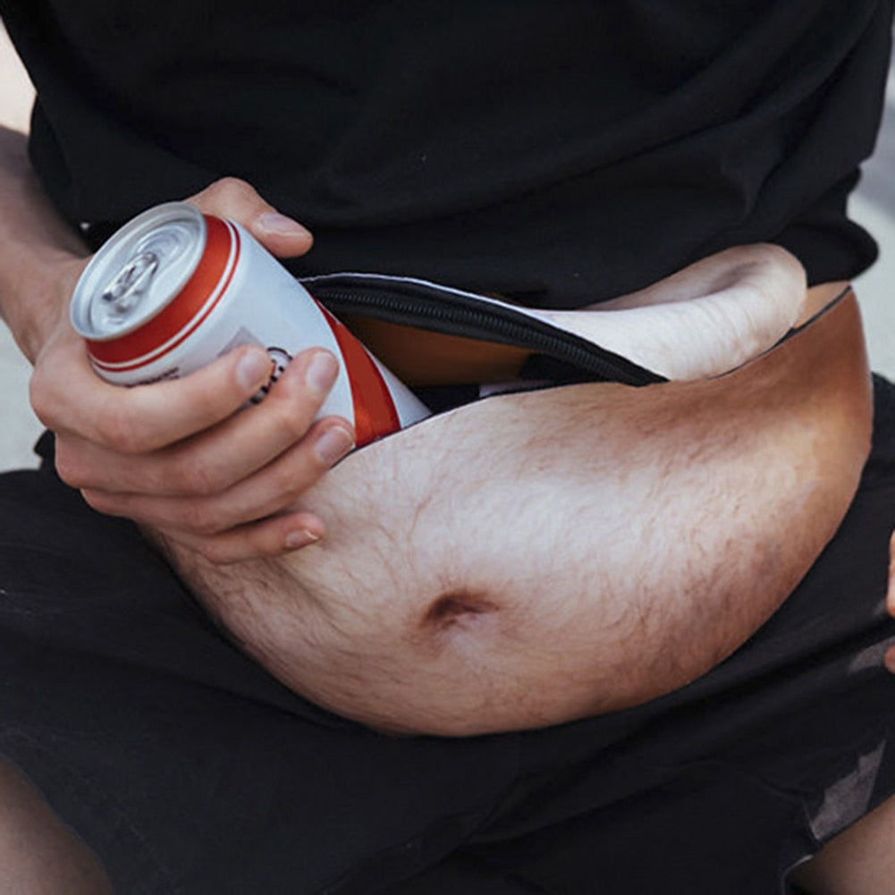 Dad Bod Potbelly Fanny Pack - Trending Pro