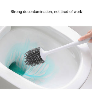 TPR Head Toilet Brush - Trending Pro