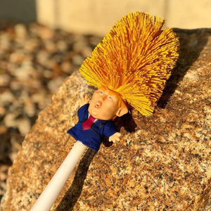 Donald Trump Toilet Brush Set - Trending Pro