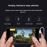 2 in 1 Audio Charging Adapter Connector for iPhone X 7 8 - Trending Pro
