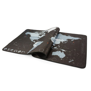 Colorful Map Mouse Pad - Trending Pro