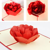 Rose Popup Card - Trending Pro