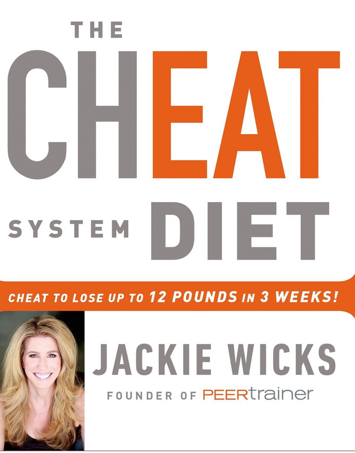The Cheat System Diet: Link To Download The 350 Page PDF Of The Whole Book