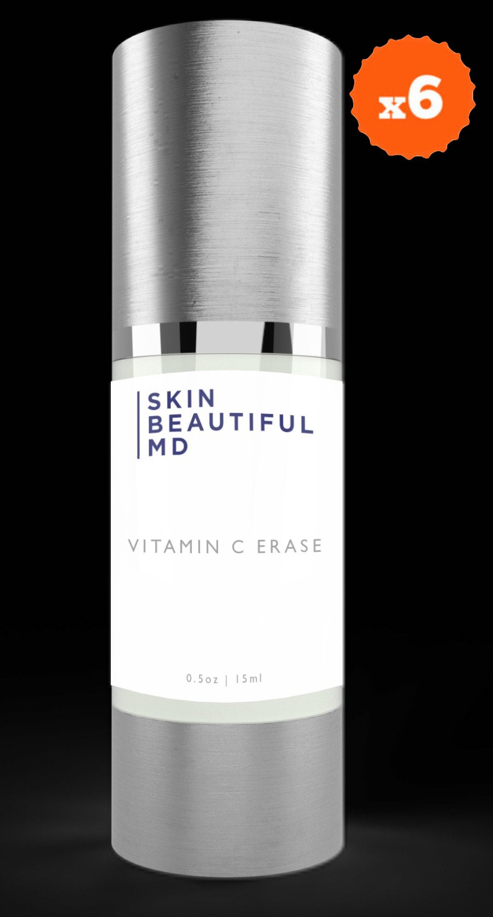 6 Pack Of Instant Wrinkle Erase C Serum For $120