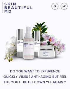 (Sample Offer) Skin Beautiful MD Instant Wrinkle Erase C Serum