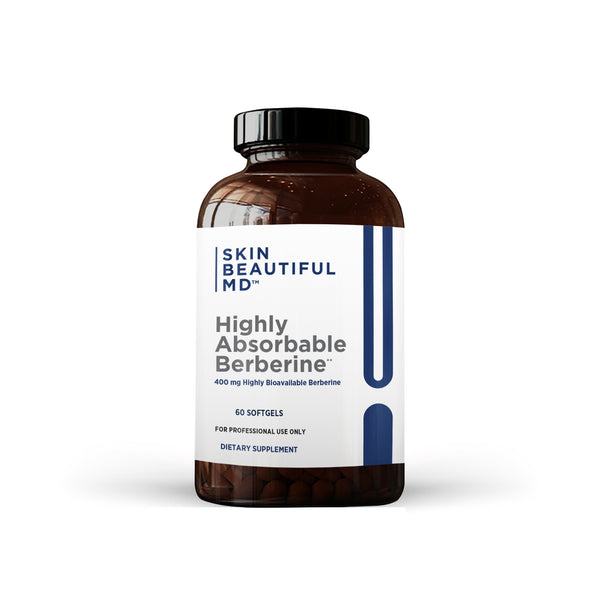 Skin Beautiful MD Highly Absorbable Berberine