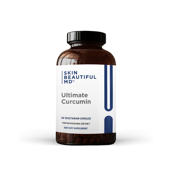 Skin Beautiful MD Ultimate Curcumin (Patent-Pending, Highly Bioavailable Formula)